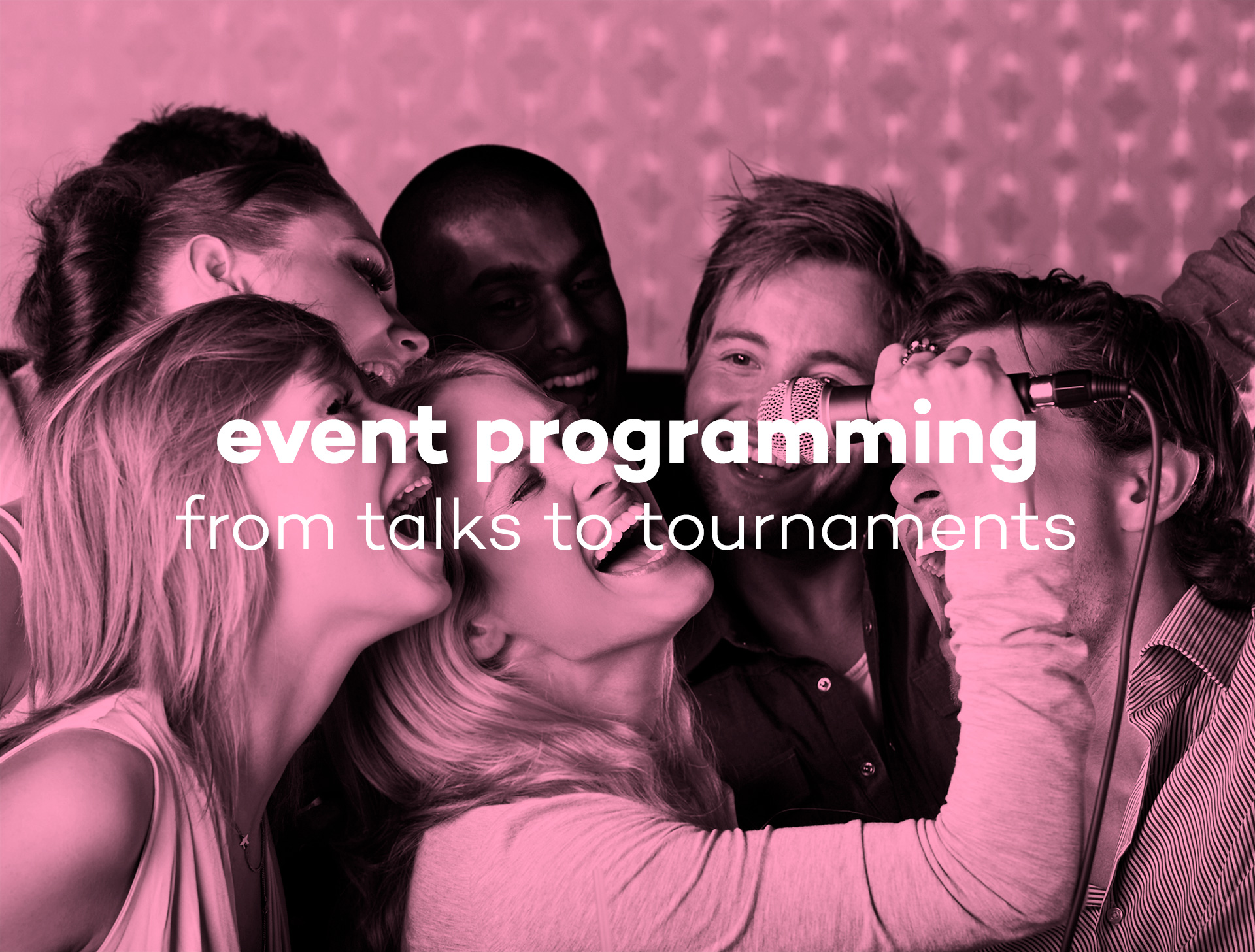 event-programming